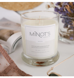Minot Candles Spring Candle by Minot's