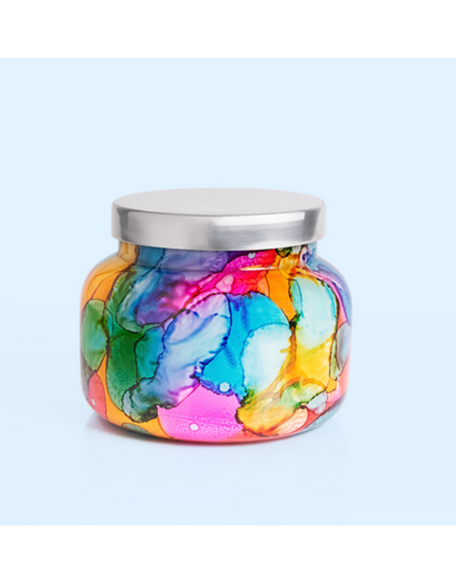 Capri Blue Rainbow Volcano Signature Jar Candle