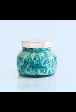 Capri Blue Volcano Watercolor Mint Petite Jar Candle