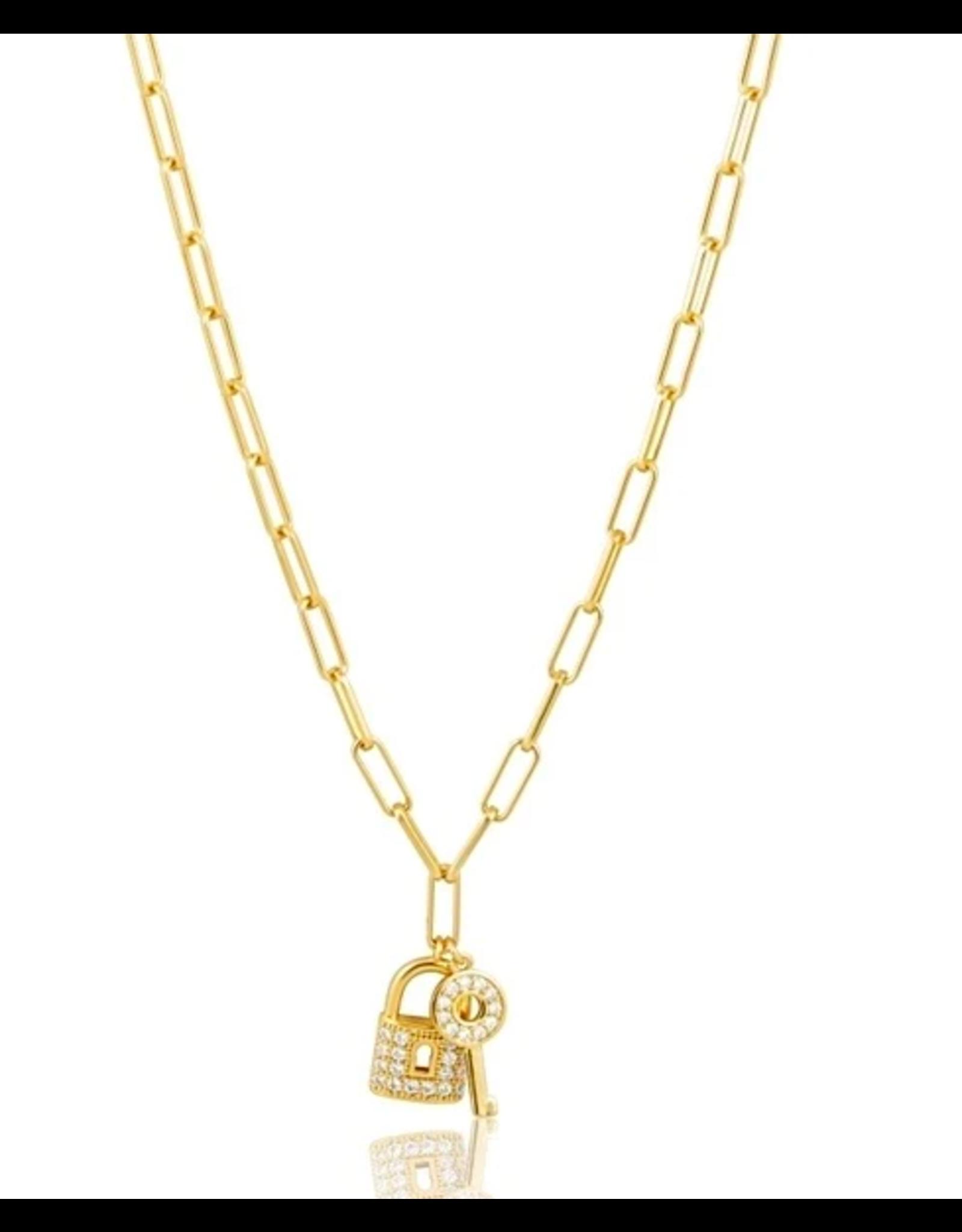 Sahira Jewelry Amore Necklace