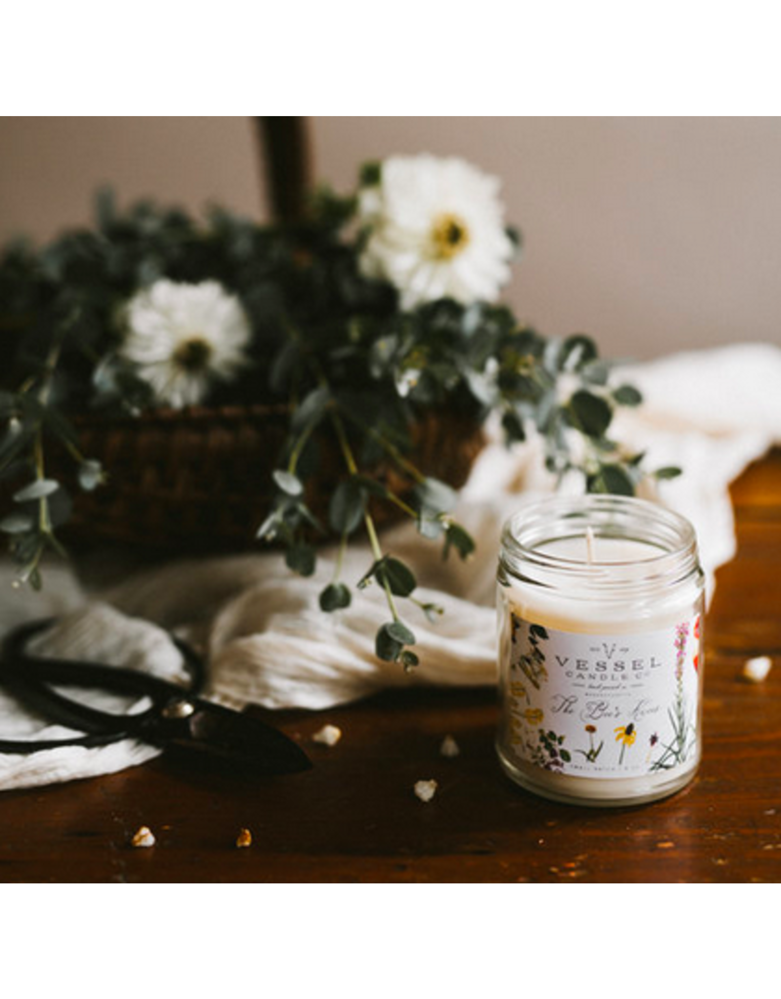 Vessel Candle Co The Bee's Knees Candle by Vessel Candle Co