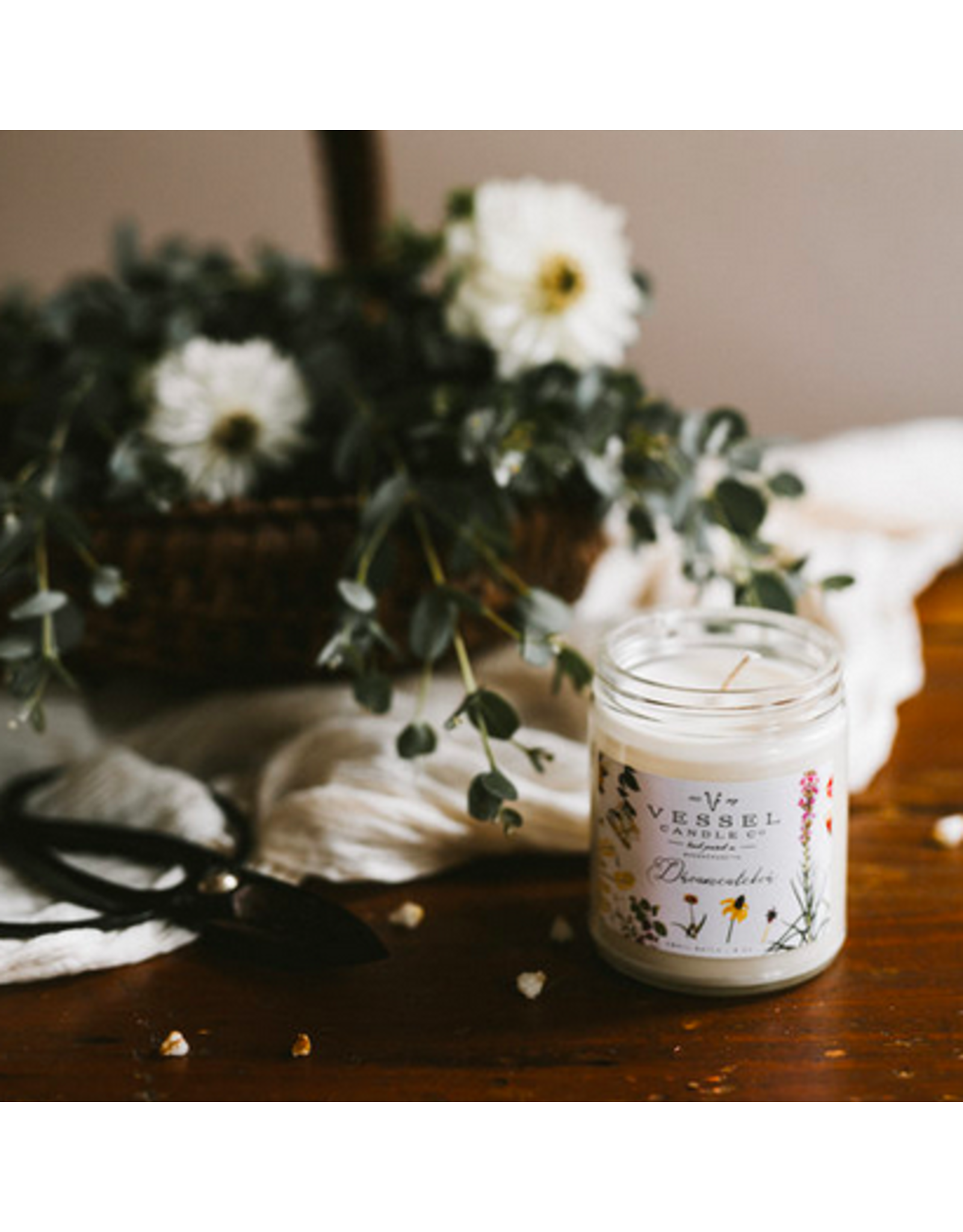 Vessel Candle Co Dreamcatcher Candle by Vessel Candle Co
