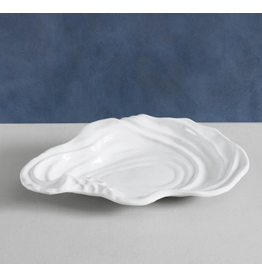 Beatriz Ball Large Ocean Oyster Bowl in White