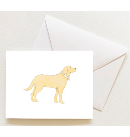 Sara Fitz Golden Pup Boxed Notecards by Sara Fitz