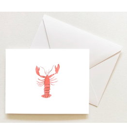 Sara Fitz Lobster Boxed Notecards by Sara Fitz