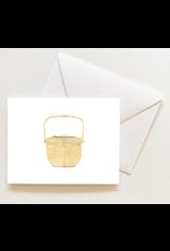 Sara Fitz Nantucket Basket Boxed Notecards by Sara Fitz