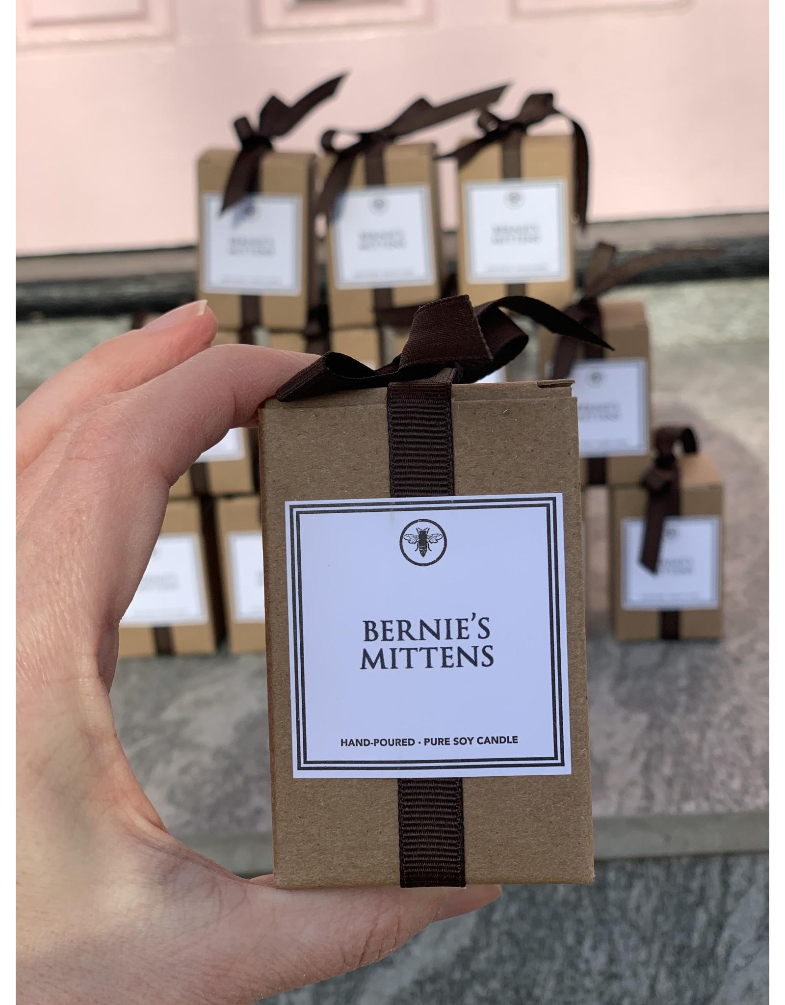 Ella B Bernie's Mittens Candle