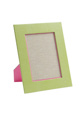 """Caspari Lizard 5"""" x 7"""" Frame in Green"""