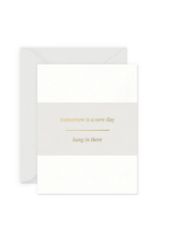 Smitten on Paper New Day Encouragement Card