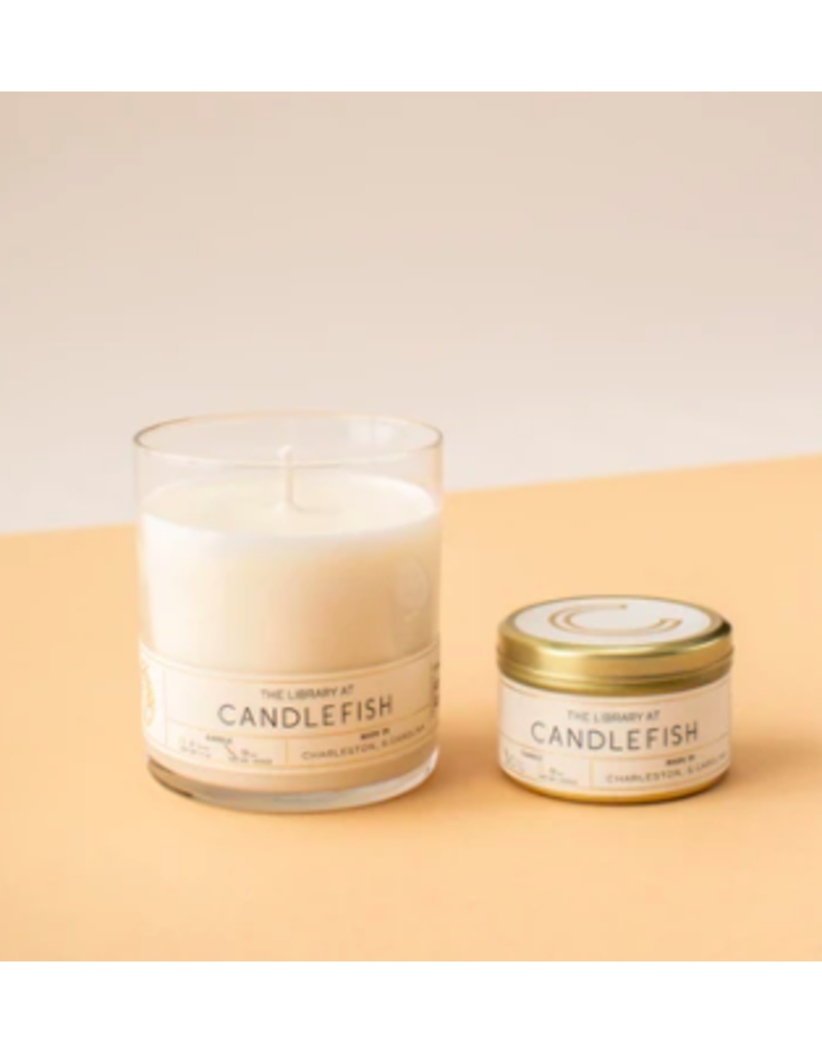 Candlefish No. 67 9oz Jar by Candlefish