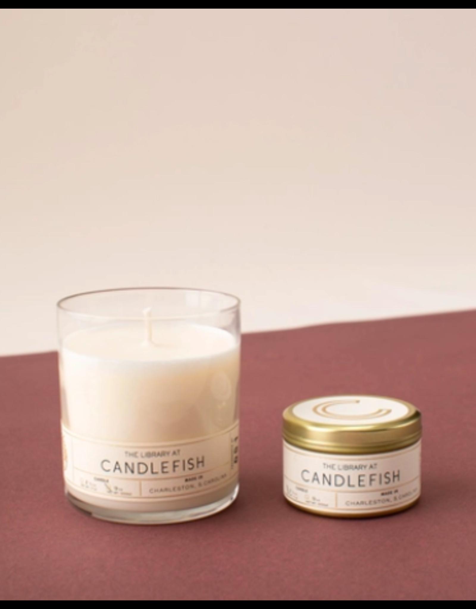 Candlefish No. 70 9oz Jar by Candlefish