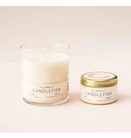 Candlefish No. 8 2.5 oz Tin by Candlefish