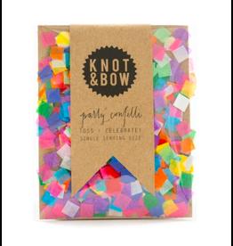 Knot & Bow Tiny Rainbow Confetti