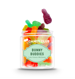 Candy Club Bunny Buddies Candy Jar