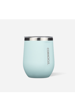 Corkcicle Stemless 12oz Gloss Powder Blue