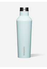 Corkcicle Canteen 16oz Glossy Powder Blue
