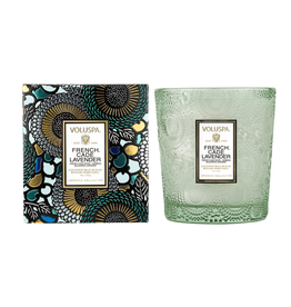 Voluspa French Cade & Lavender Classic Candle