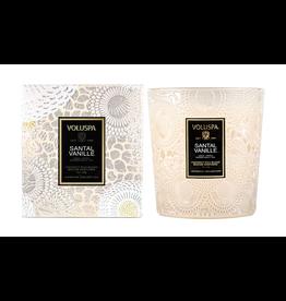 Voluspa Santal Vanille Classic Candle