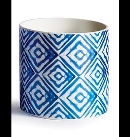 """Napa Home & Garden Blue Mood Diamond Cachepot 5"""""""