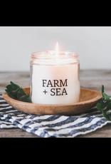Farm + Sea Beach Girl Large Candle by Farm + Sea