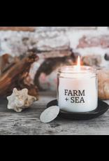 Farm + Sea Peony + Sea Salt Large Candle by Farm + Sea