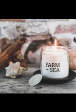 Farm + Sea Field + Flower Large Candle by Farm + Sea