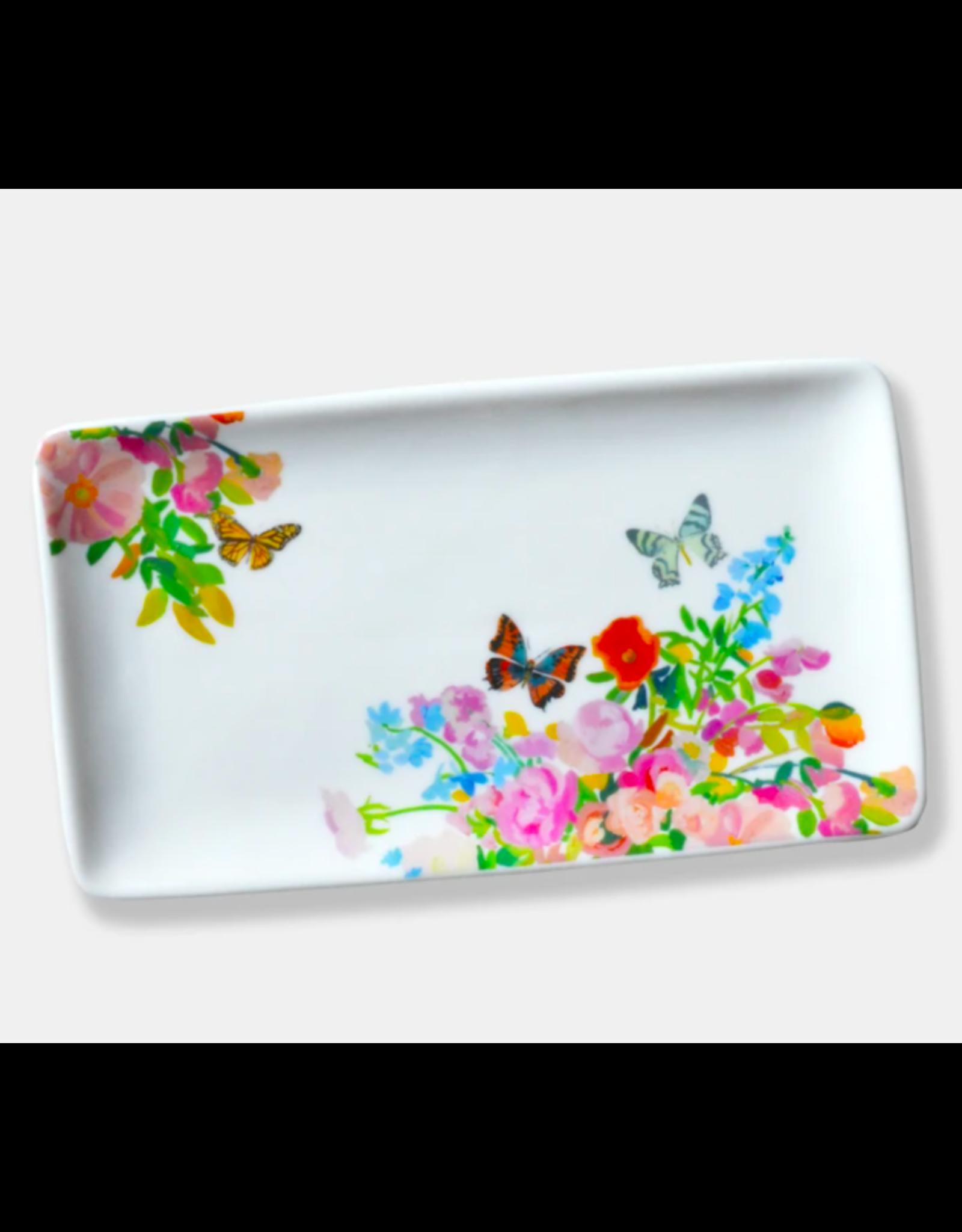 Paint & Petals Hidden Butterfly Trinket Tray