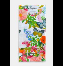 Paint & Petals Hidden Butterfly Tea Towel