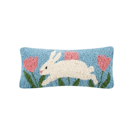 Peking Handicraft Bunny Hop Hook Pillow