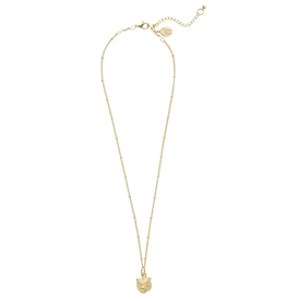 Susan Shaw Dainty Tiger Necklace by Susan Shaw