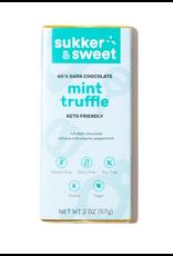 sukker & sweet Mint Truffle Bar