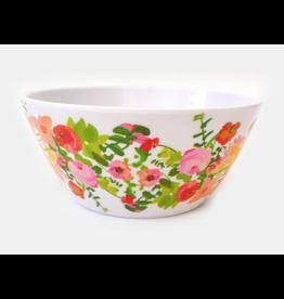 Paint & Petals Melamine Bowl in Maui Print