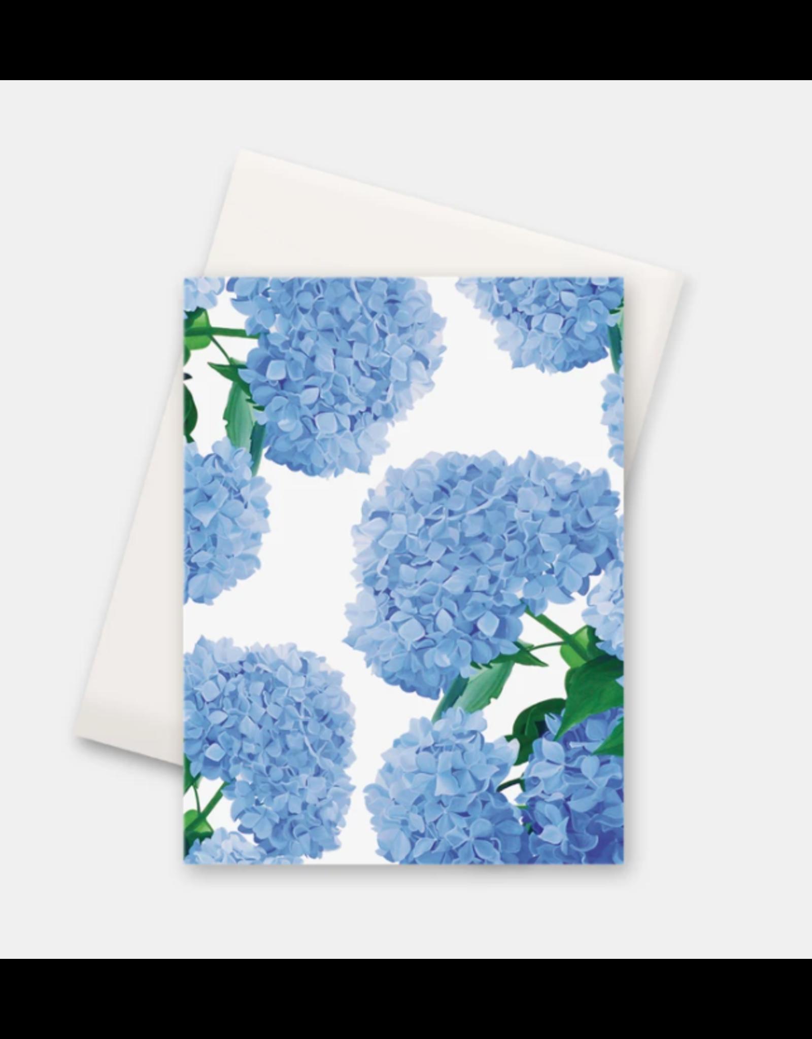 Paint & Petals Hydrangeas Card Box Set