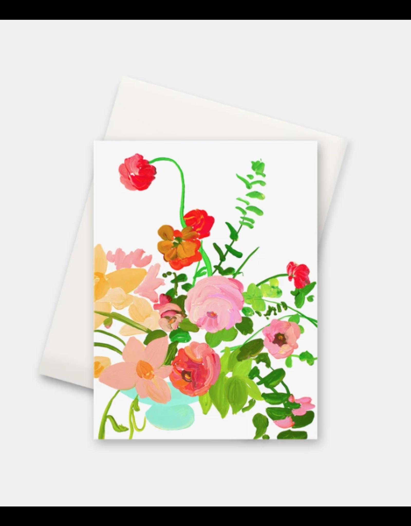 Paint & Petals Maui Card