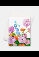 Paint & Petals Flower Fields Card