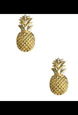 Lisi Lerch Copy of Palm Leaf Stud Earrings