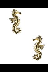 Lisi Lerch Seahorse Stud Earrings
