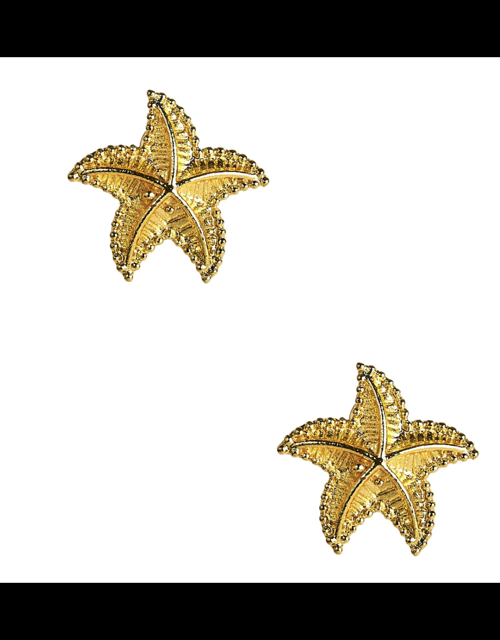 Lisi Lerch Starfish Stud Earrings
