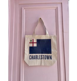 Potluck Press Charlestown Flag Tote