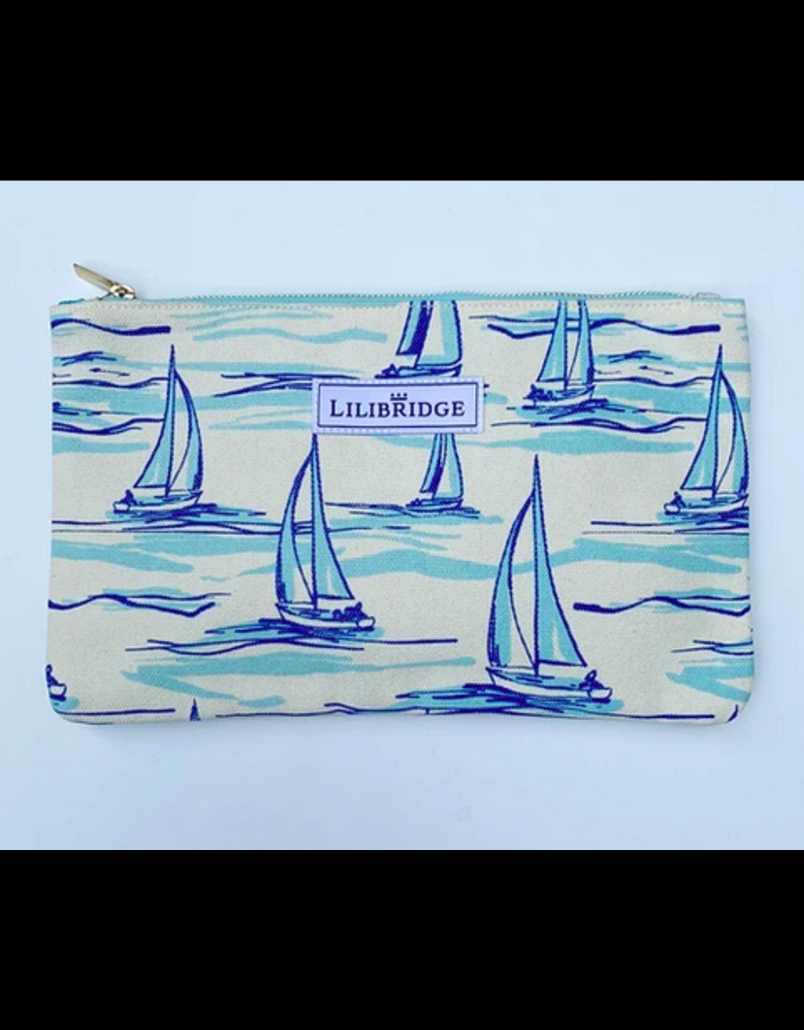 Lilibridge Sail Away Clutch by Lilibridge
