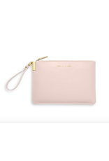Katie Loxton Mom in a Million Secret Message Pouch in Pink