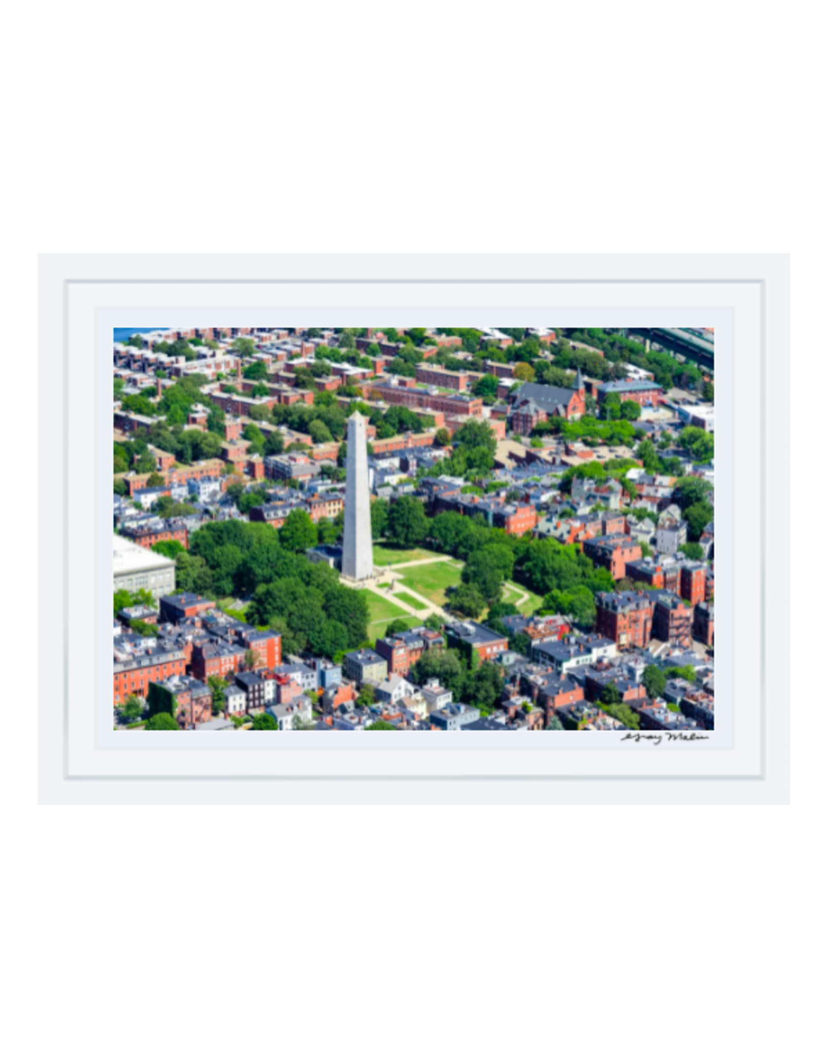 Gray Malin Bunker Hill by Gray Malin 11.5x17