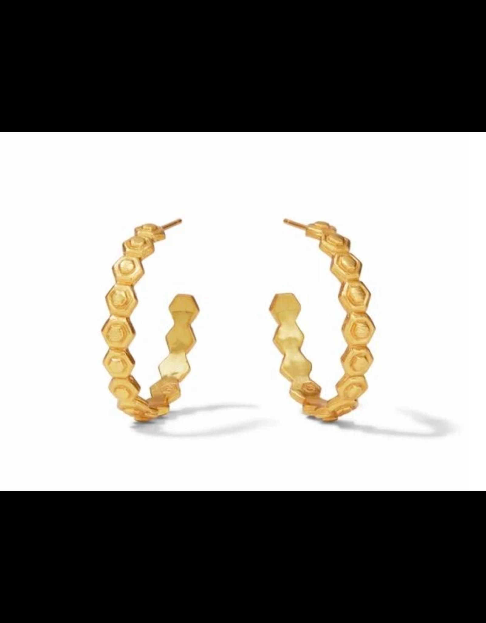 Julie Vos Palladio Hoop Earrings by Julie Vos