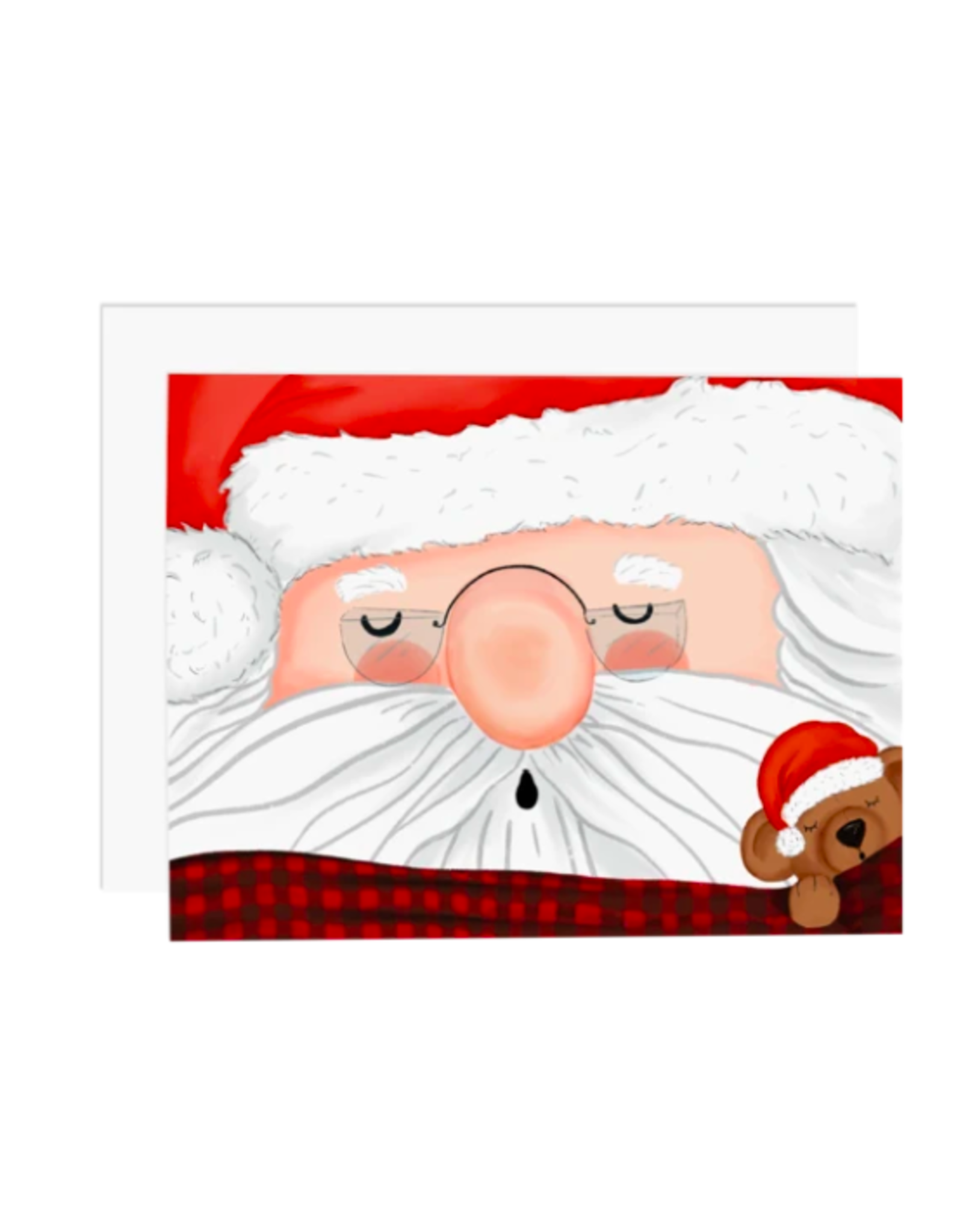 Ramus & Co Santa's Nap Card