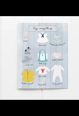 Ramus & Co Tiny Everything Girl Card