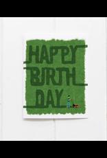 Ramus & Co Mower Birthday Card