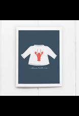 Ramus & Co Lobster Sweater Card