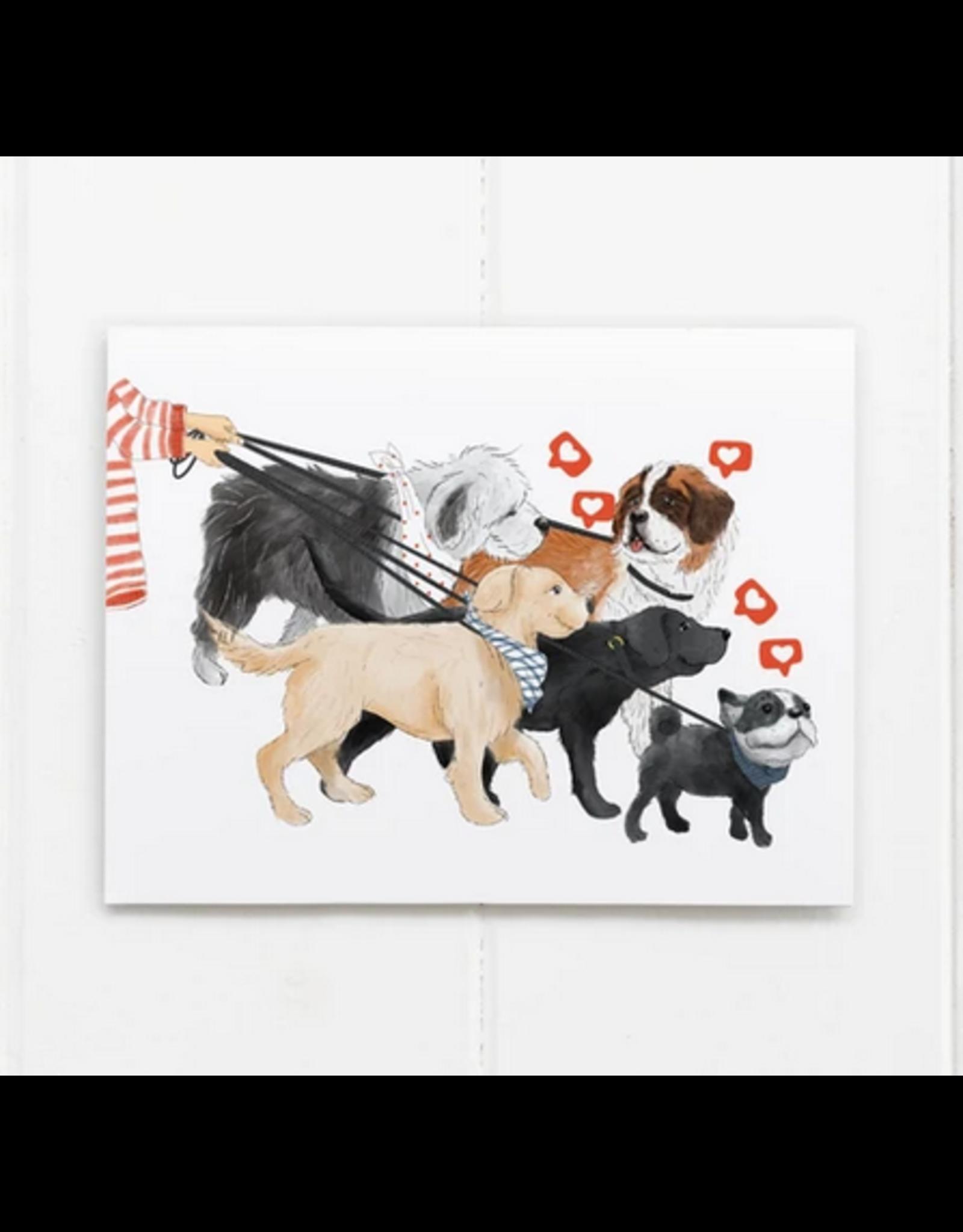 Ramus & Co Dog Likes Card