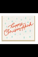 Dahlia Press Chrismukkah Card