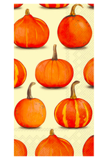 Boston International Pumpkin Party in Cream Guest Towels